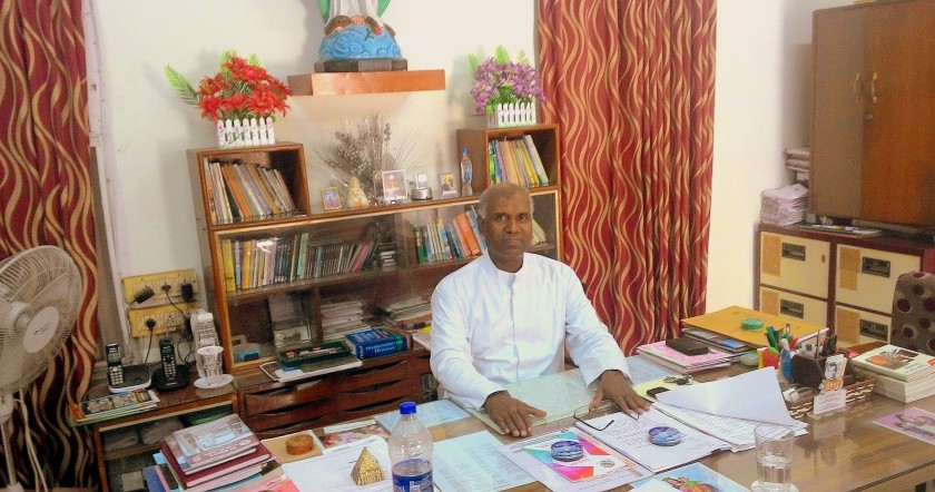 Principal Rev Father Sundar