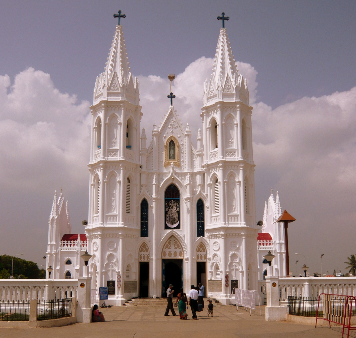 Velankanni – the Walk